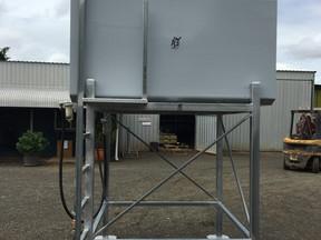 Overhead DIESEL Fuel Storage Facility