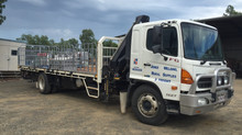 Injune - Roma General Freight Service