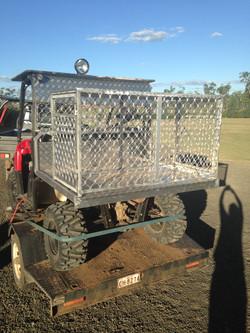 Basic ATV Dog Box