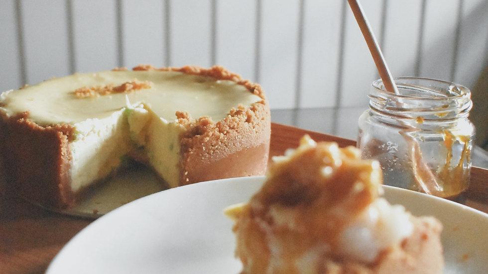 Chendol Durian Pulut Cheesecake 6 inch