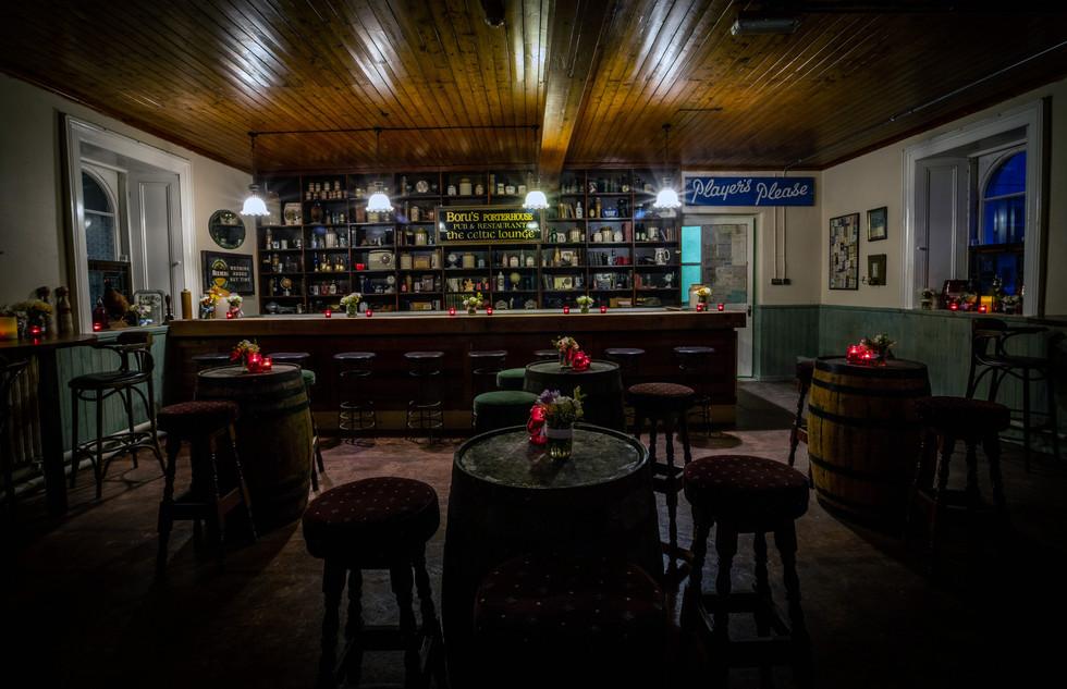 The Brian Boru Authentic Irish Pub