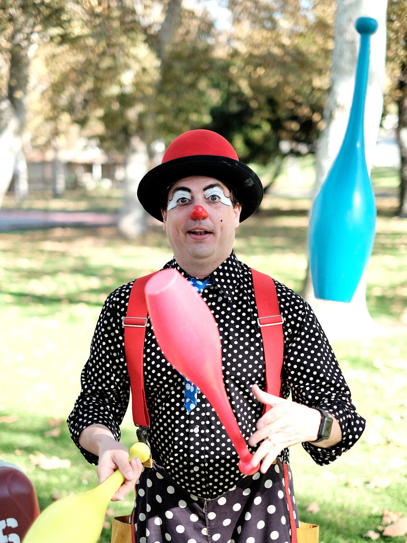 Gilly The Clown