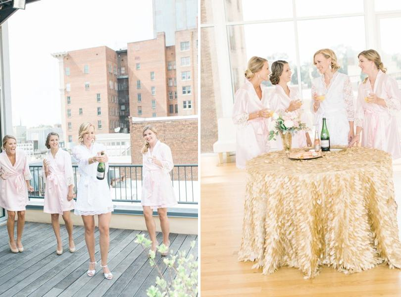 Bridal-party-at-The-Glass-Box-in-Raleigh