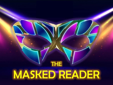 The Masked Reader coming to Kinver High School soon!