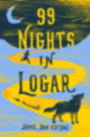 99 Nights in Logar, Book