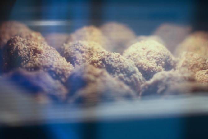 LOVE Quinoa Croquettes