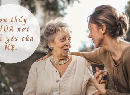 Mẹ và những yêu thương.
