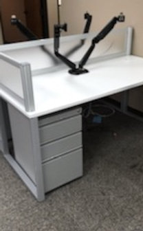 "30""x66"" Work Stations"