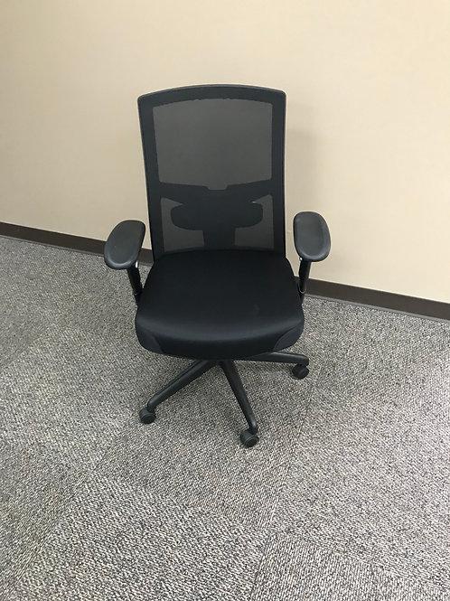 Black Task Chairs