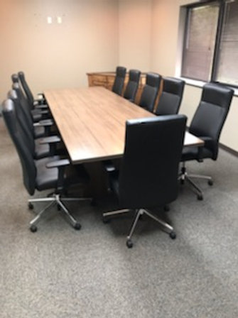 12ft Conference Table