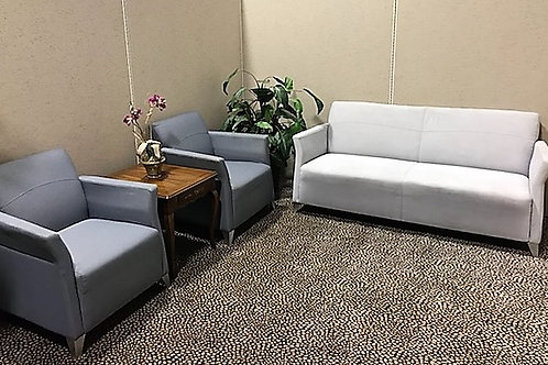 OFS Brand Couch and Chairs