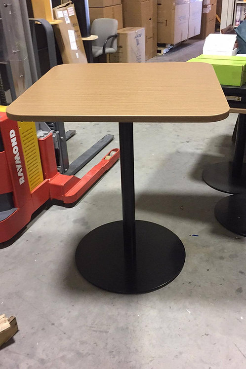 Bar Height Square Top Table