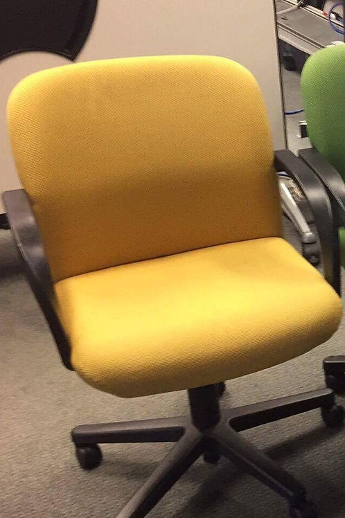 Yellow Conference Chairs