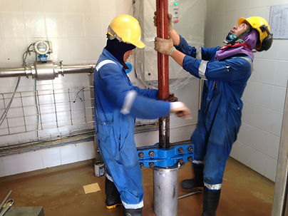 water well maintenance and service