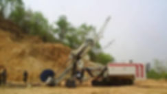 mineral exploration drilling