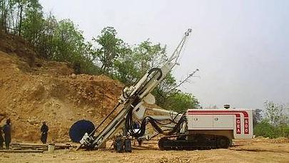 mineral exploration drilling