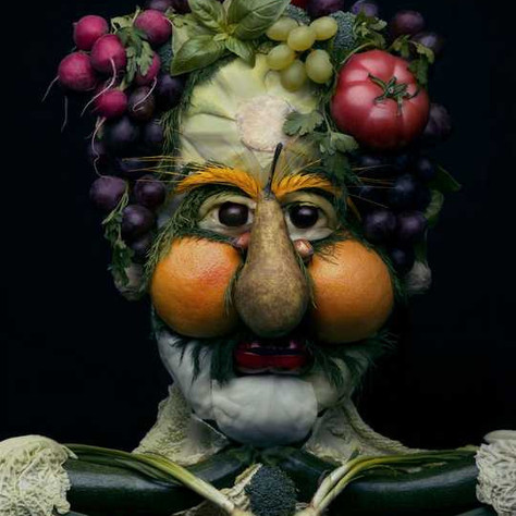 Teinture végétale : Le Mukimono ou l'art de sculpter les fruits et légumes