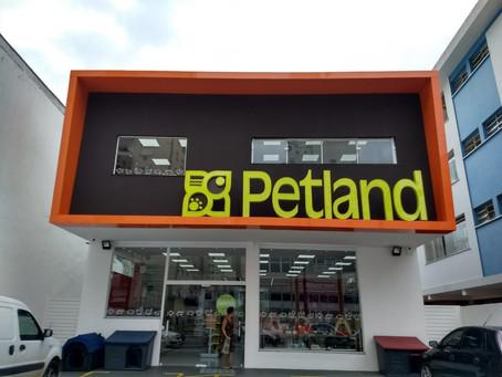 Petland no litoral de São Paulo aumenta faturamento em 14% mesmo com lockdown