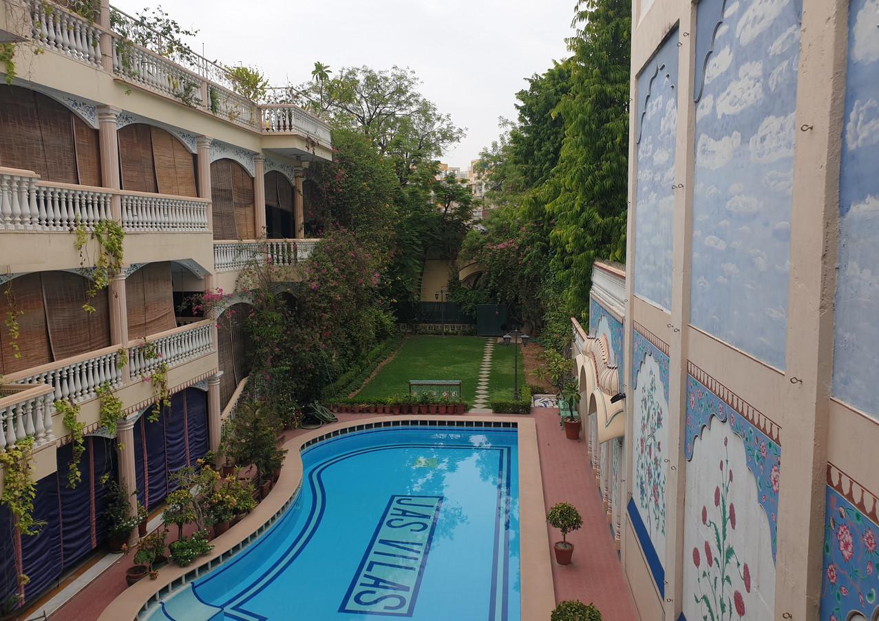 Pool View Top, Jas Vilas Jaipur