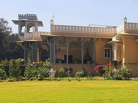 Devshree - a Stately home at Deogarh, Rajasthan