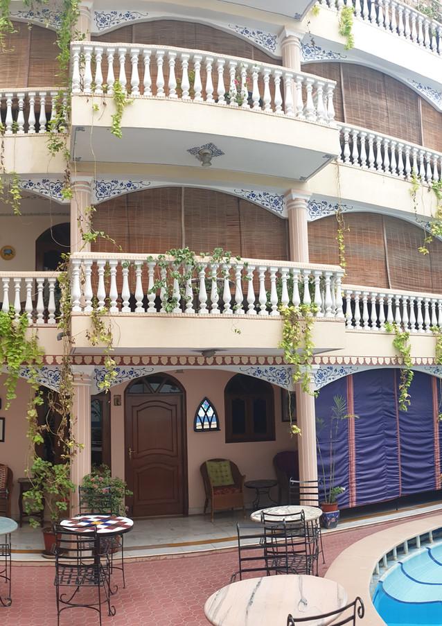 Exterior View, Jas Vilas Jaipur