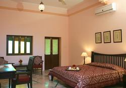 Interior at Fort Chanwa Luni
