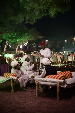 Traditional Wedding at Fort Chanwa L