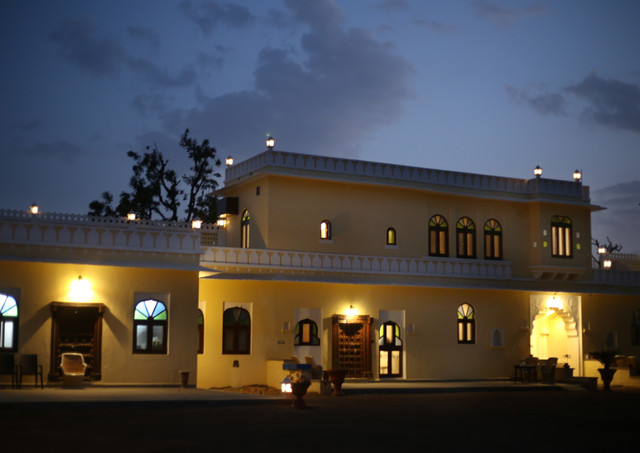 Barabagh Deogarh exterior
