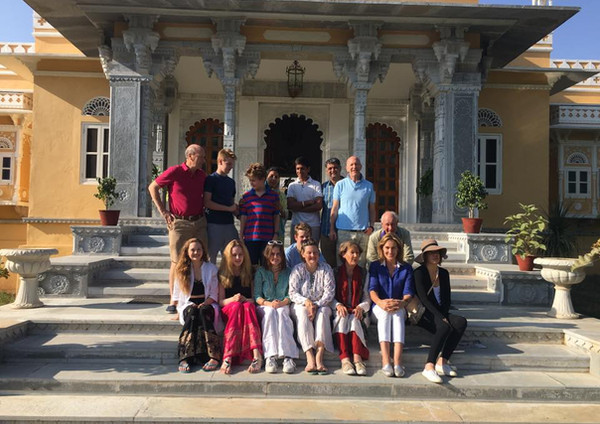Dummer Family - Palmer Tomkinsons and the Monterore