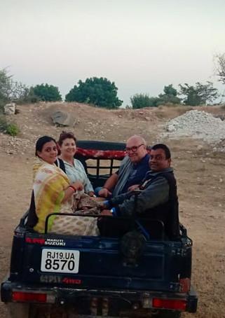 Barabagh Deogarh safari