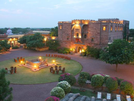 Fort Chanwa Luni, Jodhpur