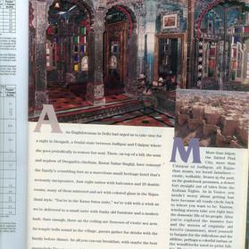 SHEESH MAHAL IN DIVERSION