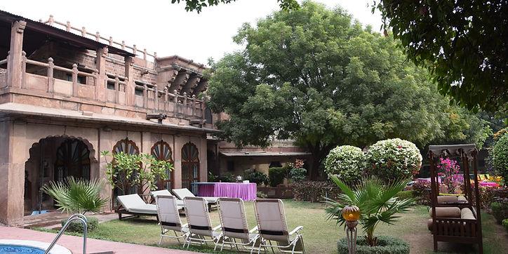 Fort Chanwa At Pre Wedding Shoot