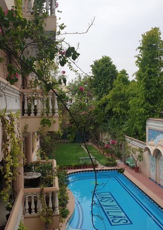 Pool View, Jas Vilas Jaipur