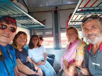 Barabagh Deogarh train ride