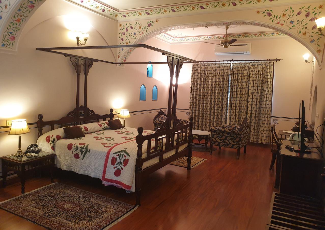 Heritage Room, Jas Vilas Jaipur