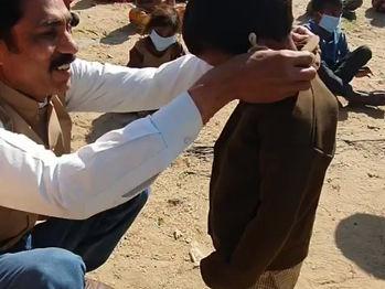 Helping kids of rural villages
