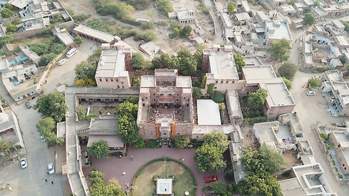 Fort Chanwa Luxury Heritage Hotels in Jodhpur