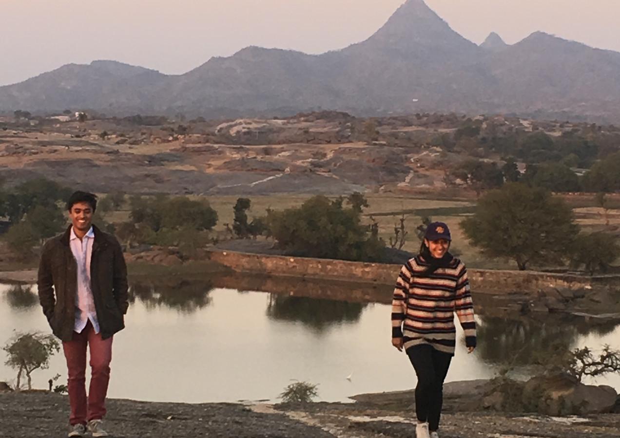 Nidhiraj and Vindhya