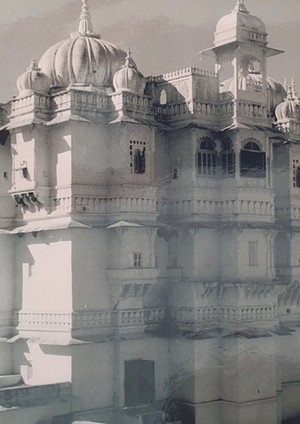DEOGARH MAHAL - our family home