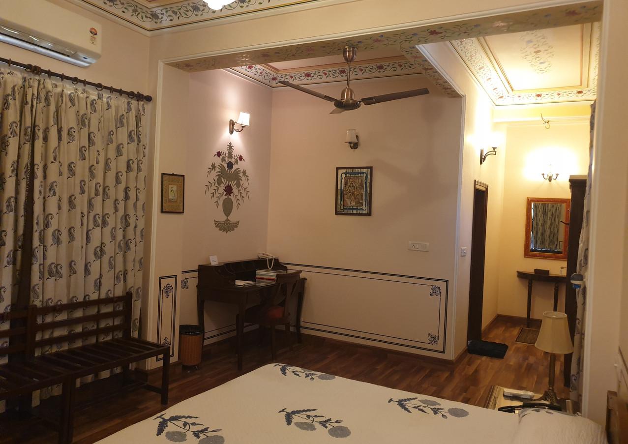 Standard Room, Jas Vilas Jaipur