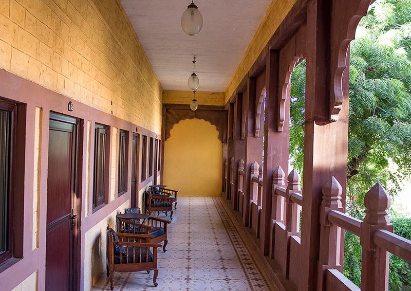 Exterior at Fort Chanwa Luni