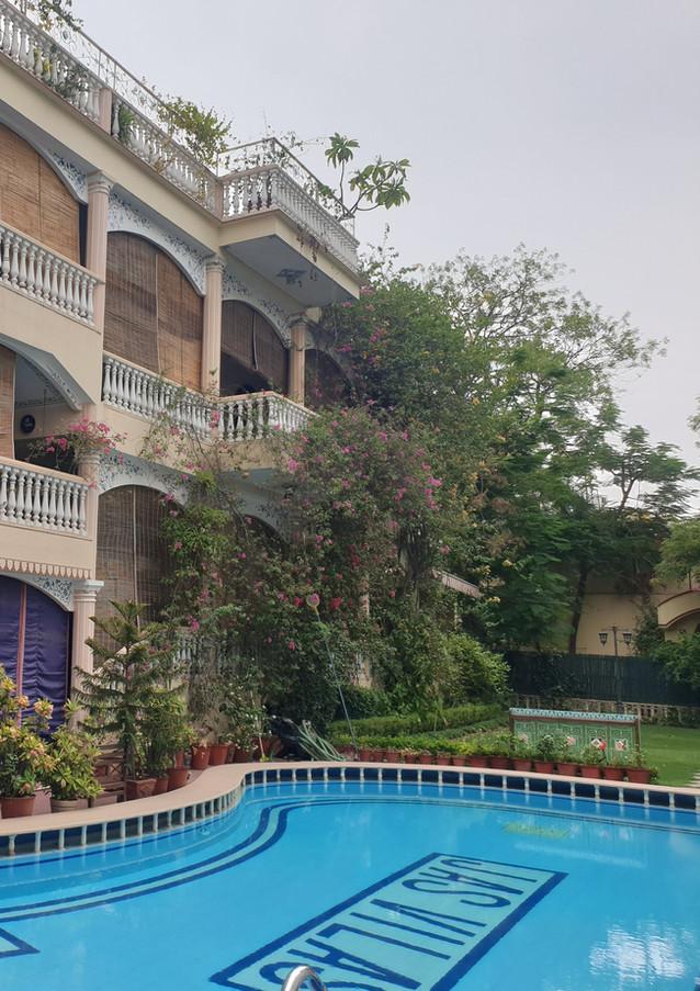 Pool View, Jas Vilas, Jaipur