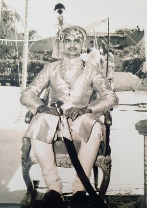 Kr Nahar Singhji