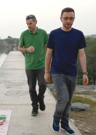 Barabagh Deogarh guests lake walk