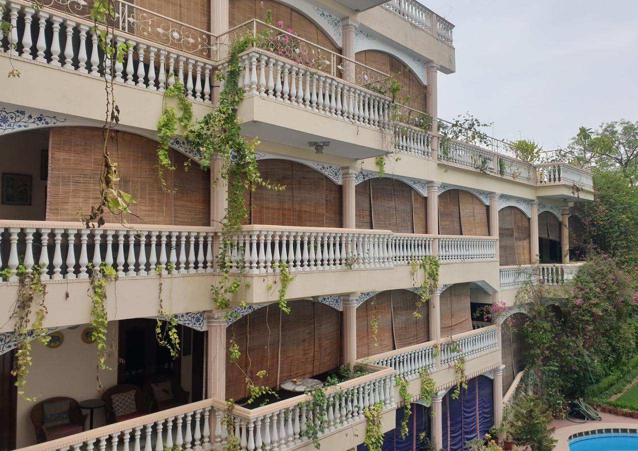 Exterior Top, Jas Vilas Jaipur