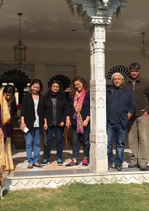 visit of Shalini
