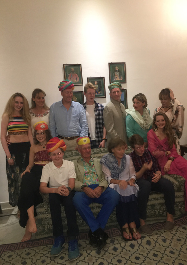 Dummer Family