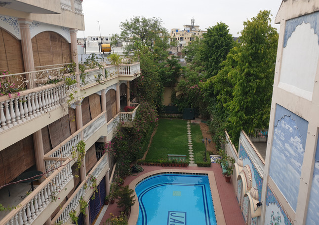 Top View, Jas Vilas Jaipur
