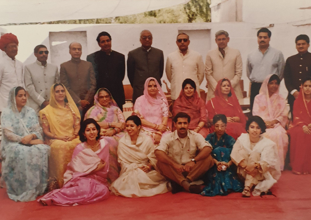 Ghanerao Family